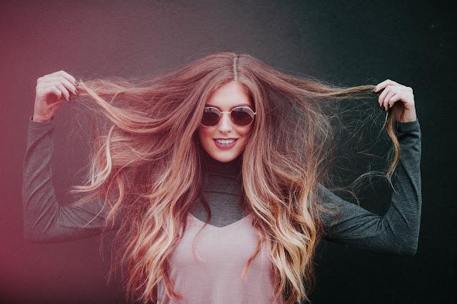 Hair long tips in Hindi