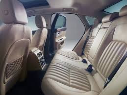 Best of 25 Jaguar XF second row seat Hd Image
