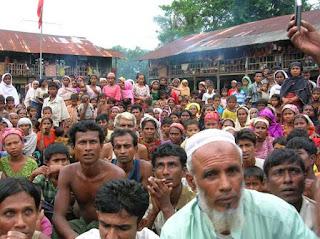 PBB: Myanmar Lakukan Pembantaian Etnis terhadap Muslim Rohingya