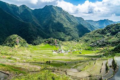 Batad- rizieres-Philippines