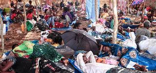 """الأمم المتحدة تحذر من """"أزمة إنسانية واسعة النطاق"""" عند الحدود بين إثيوبيا والسودان"""