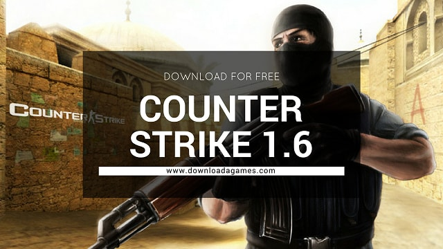 لعبة كونترا سترايك Counter Strike 1.6