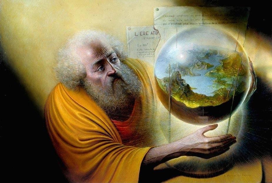 Andre Martins De  arros Le philosophe