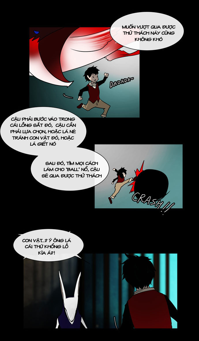 Tower of God chapter 1 trang 35