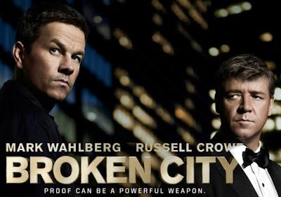 Broken City Film nach einem Drehbuch von Brian Tucker.