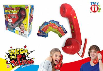 JUGUETES - Juego del teléfono IMC Toys 2016 | Edad: +6 años Comprar en Amazon España