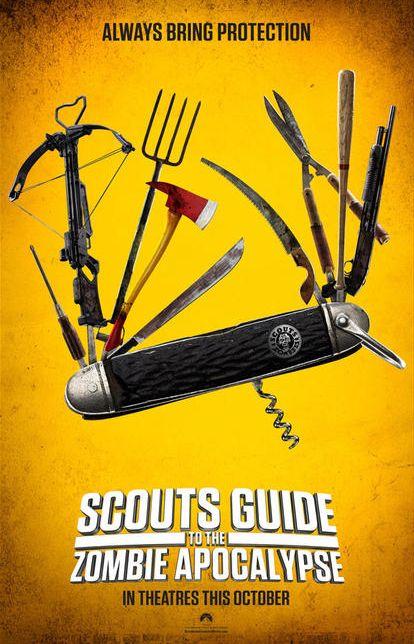 Scouts Guide to the Zombie Apocalypse หมู่ลูกเสือเกรียน ปะทะ ซอมบี้ [HD]