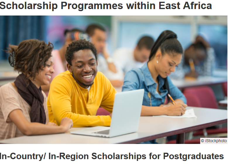 DAAD CERM-ESA PhD & Master Scholarships 2021 for African Students