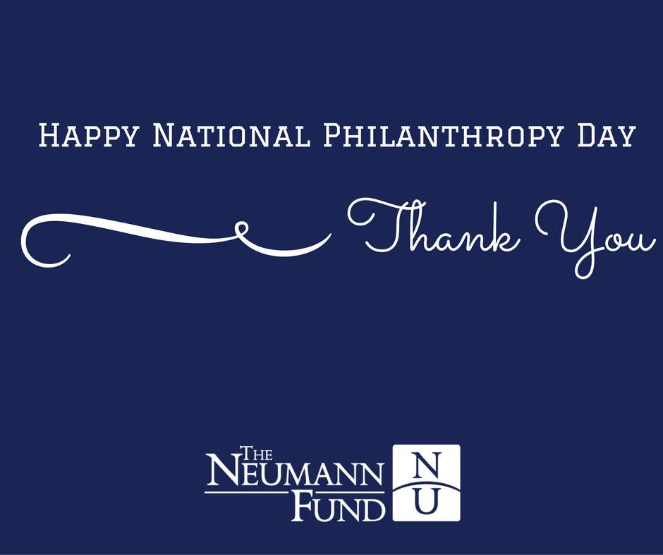 National Philanthropy Day Wishes Unique Image