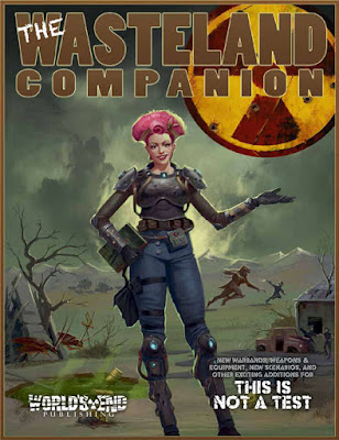 The Wasteland Companion