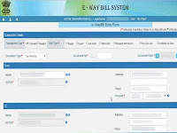 What is e-way bill? How to create e-way Bill in English