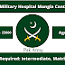 Combined Military Hospital Mangla Cantt CMH Jobs 2021 | Pak Army Jobs