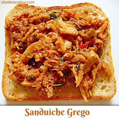 Sanduíche grego