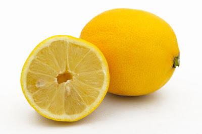 lemon, lemon water