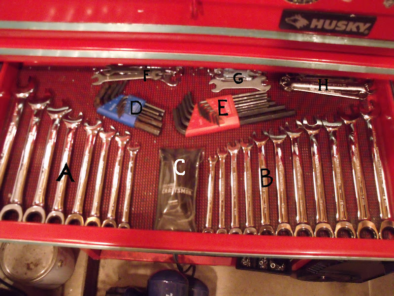 Hugh S Bicycle Blog Some Of The Tools I Use Restoring And