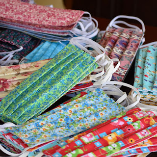 #QuiltBee: face masks