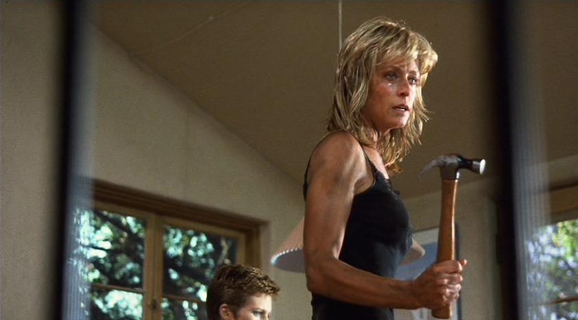 Movie and TV Cast Screencaps: Extremities (1986 ...