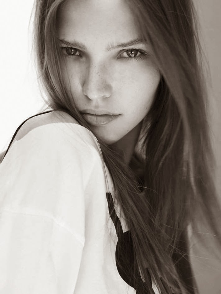 Model Crush On Sasha Luss