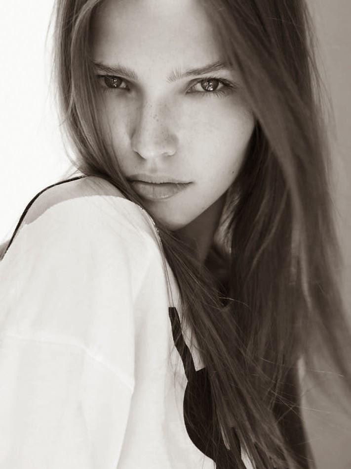 Model Crush On Sasha Luss