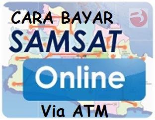 Cari Tahu Cara Bayar Tagihan Pajak Motor E Samsat Online Via ATM