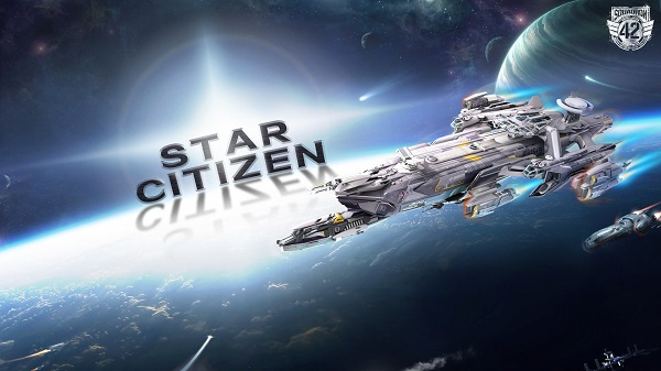 Spesifikasi game Star Citizen di PC