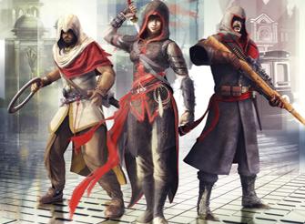 Assassins Creed Chronicles Trilogia [Full] [Español] [MEGA]