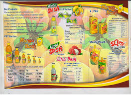 Mango Beverages Manufacturer