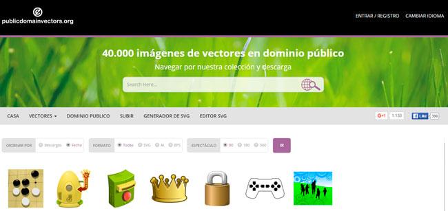 vectores-dominio-publico