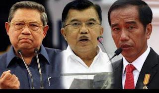 Nyelekit! Ditanya Lebih Enak Jadi Wapres Zaman SBY atau Jokowi, JK Bilang Begini