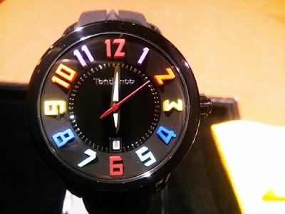 ウォッチ 腕時計 テンデンス TENDENCE 0プレゼント 人気ブランド select  スッキリ ファッション誌fashon,日本限定、レインボー ミディアム テンデンスフェア
