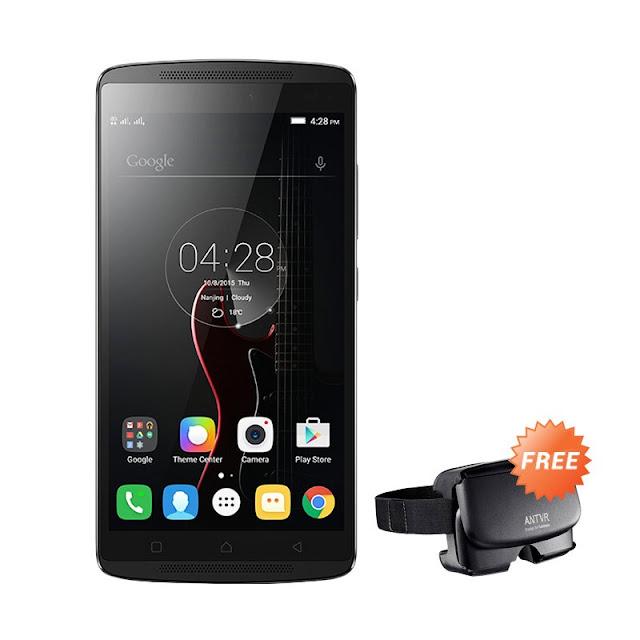 Lenovo Vibe K4 Note - 5 Smartphone 2016 Terbaik Dibawah 3 Juta