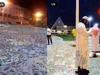 Fenomena Apakah ini?, Video Jutaan Belalang Penuhi Masjidl Haram, Apa yang Terjadi?