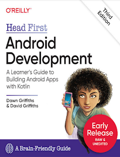Head First Android Development, 3rd Edition Book