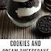 Cookies and Cream Cheesecake Parfaits