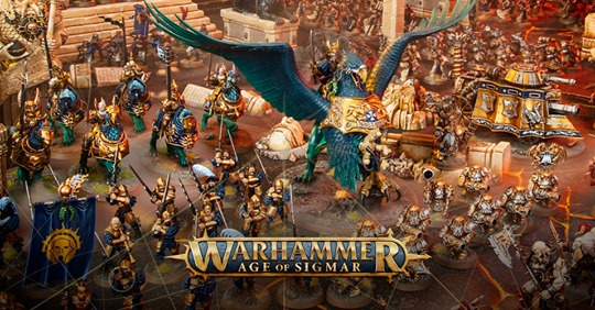 Prices for this Weeks Pre-Orders: Cities of Sigmar and Orruk Warclans