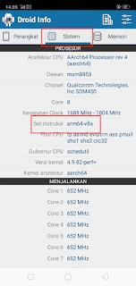 Anda tidak menyangkat bahwa hardware dari perangkat ponsel yang Anda pegang sehari  Cara Mengetahui Jenis ARM Android (ARM, ARM64 dan x86) Semua Merk HP