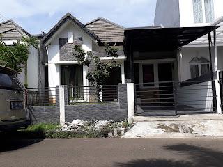 Rumah Sebelum di Renovasi Rumah Di Serpong Park, BSD