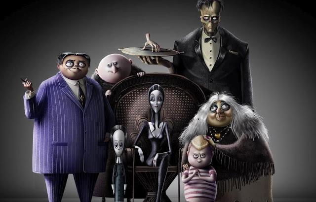 """""""A Família Addams 2"""" já está em desenvolvimento"""