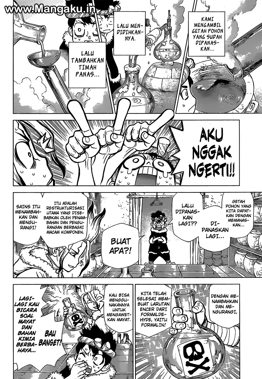 Dr. Stone Chapter 58-11