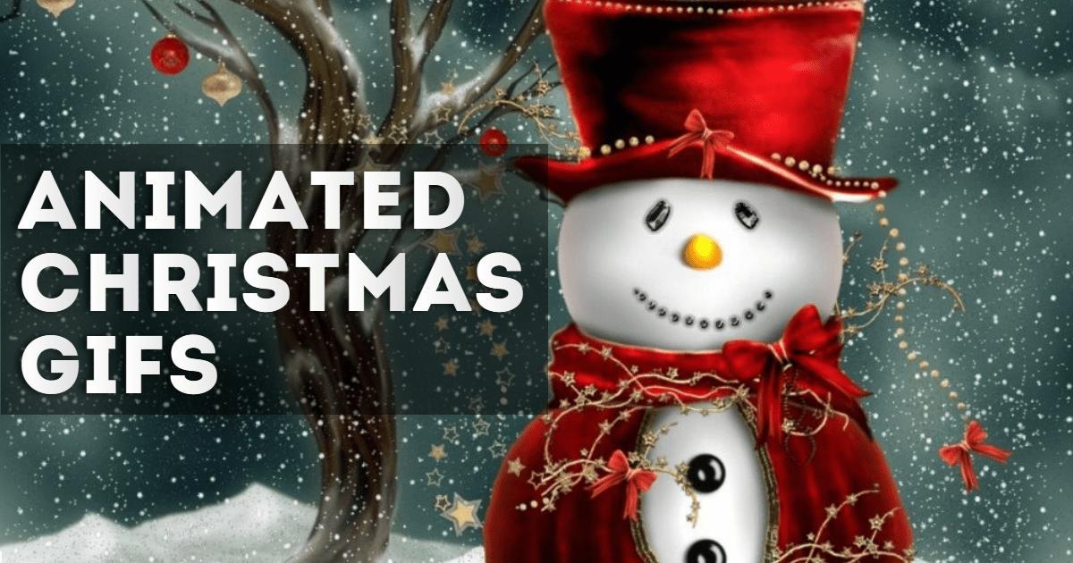 Animated Christmas Gifs