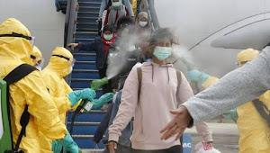 Bahaya Menyemprotkan Disinfektan ke Tubuh Manusia Menurut WHO