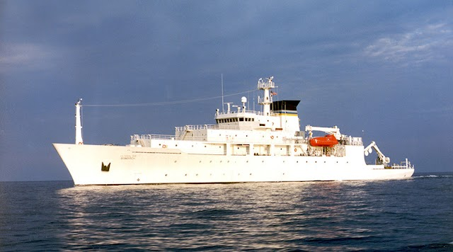 Beijing Returns Seized US Underwater Drone In Smooth Handover At South China Sea