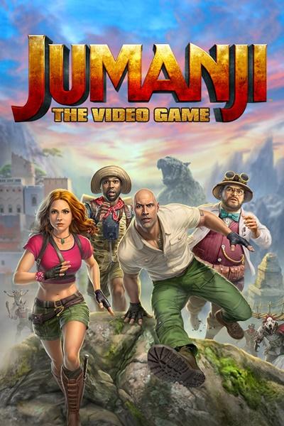 โหลดเกมส์ JUMANJI: The Video Game