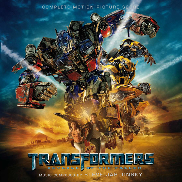 Download OST. Transformers: Revenge of the Fallen (2009) Full Album FLAC