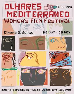 Entrevista com Sara David Lopes e Silvia Di Marco, Responsáveis Pelo Olhares do Mediterrâneo - Women's Film Festival