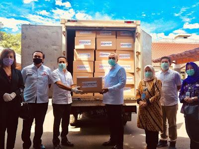 bantuan Sinar MAs Land hadapi pandemi corona