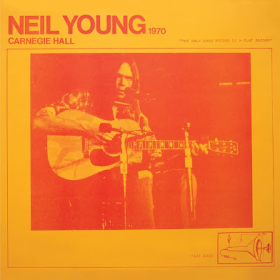 Carnegie Hall 1970 Neil Young