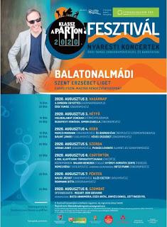 Klassz a Parton - Balatonalmádi 2020
