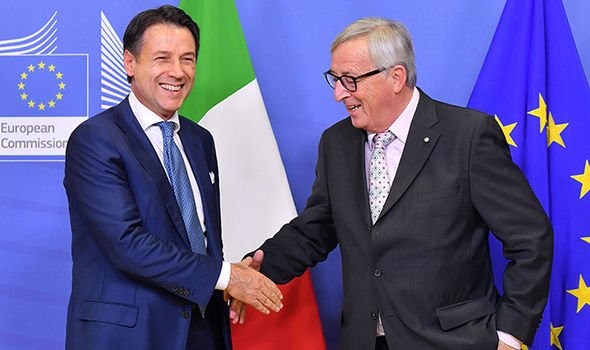 "#EU,#Economics : The EU's ""economic madness"" is allowing Italy to plunge deeper into debt"