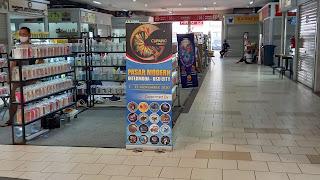 "Berburu Ikan Cupang di ""Pameran Ikan Cupang 2020"" Pasar Modern Intermoda BSD"